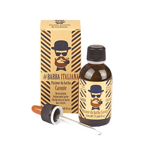 Barba Italiana Pozione Barba Caronte - 50 ml