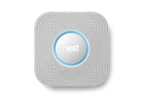 【並行輸入品】Nest Protect Smoke and Carbon Monoxide Battery White S1001BW