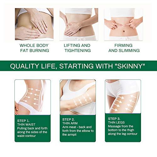 Anti Cellulite Cream, Cellulite Remover, Hot Cream, Anti Cellulite Treatment, Body Firming and Tightening Cream, Belly Fat Burner for Women and Men 7