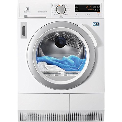 Electrolux EDH3898SDE freestanding Front-load 9kg A++ Bianco tumble dryer - Tumble Dryers...