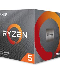 AMD Ryzen 5 2600 Processor with Wraith Stealth Cooler - YD2600BBAFBOX