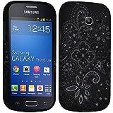Seluxion - Housse Etui Coque Semi Rigide pour Samsung Galaxy Trend Lite (...