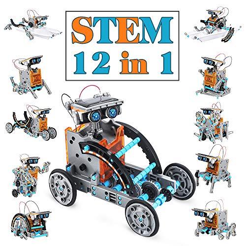 Dreamy Cubby Juguetes Stem para niños de 8 años Kit de Robot...