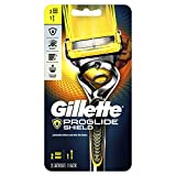 Gillette ProGlide Shield Men's Razor Handle + 2 Blade Refills