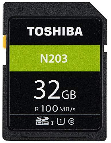 Toshiba SDHC カード 東芝日本製超高速 Class10 UHS-I  (32GB, 40MB/s) 並行輸入品