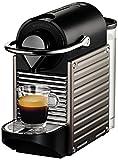 Nespresso Pixie - Machine à café automatique - Titane Électrique - Krups...