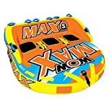 Wow Max 3 Person Towable World of Sports Water Fun