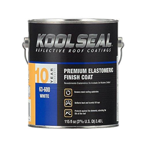 KST COATING KS0063600-16 Roof Coating, 0.9 Gallon