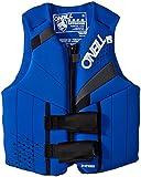 O'Neill Teen Reactor USCG Life Vest, Pacific/Coal/Black, 1SZ