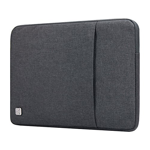 CAISON Laptop Manica Astuccio per 2019 Nuovo 15 Pollice MacBook PRO / 15 inch Microsoft Surface Book/HP Pavilion 15 Envy 15 Spectre 15 X360 / dell XPS 15 / ASUS ZenBook UX580 UX550