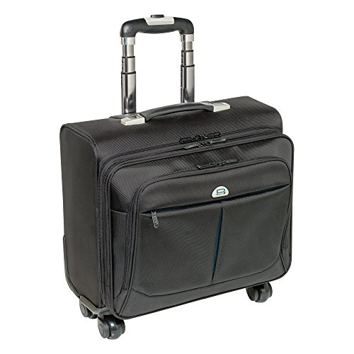 PEDEA Business Trolley 'Premium' Trolley per PC portatile fino a 17,3 pollici (43,9 cm) con...