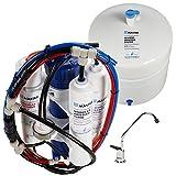 Home Master TMAFC Artesian Full Contact Undersink Reverse Osmosis Water Filter System (Renewed)