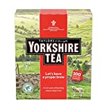 A proper brew – pure and simple. We pay fair prices for really good tea from farms in Africa and India, to make a lovely blend that's big on flavor, seriously refreshing and kind to the people who grow it. Why does Yorkshire tea taste so good? The si...