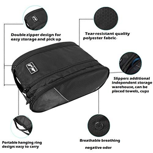 Golf-Shoe-Bag-Travel-Sport-Gym-Yoqa-Sock-Organizer-Odor-Resistant-Large-Zipper-Space-Shoes-Bag-for-Men-and-Women