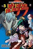 My hero academia (boku no hero) - volumen 3