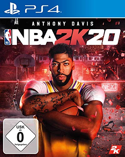 NBA 2K20 Standard Edition - [PlayStation 4]
