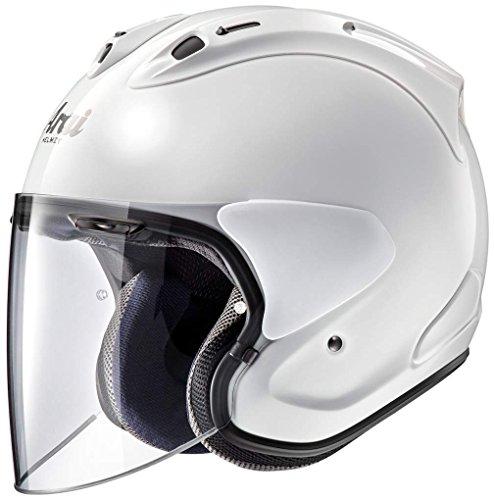 アライ (ARAI) ジェットヘルメット VZ-RAM (VZ-ラム) グラスホワイト 57-58cm VZ-RAM_GW57