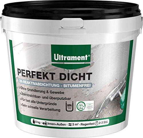 Ultrament Perfekt Dicht, 8kg