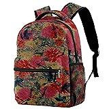 Mochila brillante en espiral, mochila escolar para viajes, informal, para mujeres, adolescentes, niñas y niños