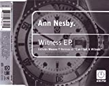 WITNESS EP CD UK AM PM 1996 4 TRACK FEATURING CAN I GET A WITNESS MOUSSE T'S FUNK 2000 MIX, CAN I GET A WITNESS MOUSSE T'S GARAGE MIX, IN THE SPIRIT ALBUM MIX AND I'M STILL WEARING YOUR NAME RADIO REMIX (5875612)