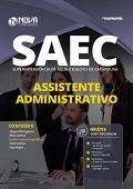 Apostila Concurso SAEC Catanduva - Auxiliar Administrativo