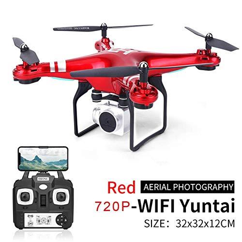 awhao Drone SH5 con videocamera HD 720P, Drone FPV con videocamera HD 720P Video Live RC Quadcopter...