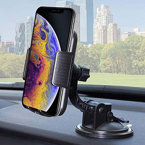 BESTRIX Phone Car Holder for Dash & Windshield