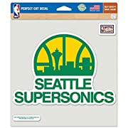 Officially licensed by the NBA made of outdoor vinyl Made in USA.
