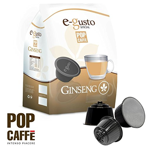 POP CAFFE' NESCAFE DOLCE GUSTO COMPATIBILE 160 CAPSULE GINSENG