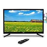 Pyle Upgraded 2018 40' Inch 1080p HD LED TV DVD Player Combo Ultra Hi Resolution Widescreen Monitor w/ HDMI Cable RCA Input, Built in Audio Speaker,Can work for Mac PC Computer, Flat Slim,(PTVDLED40)