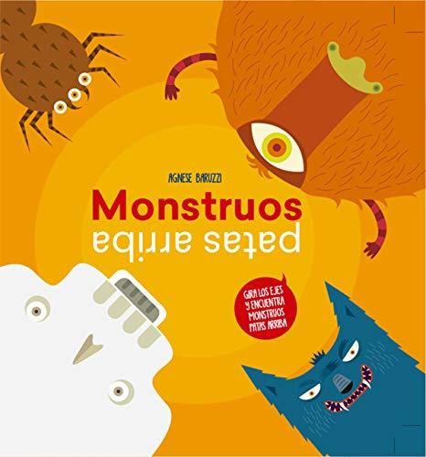 MONSTRUOS PATAS ARRIBA (VVKIDS) (VVKIDS APRENDO CON MONSTRUOS)