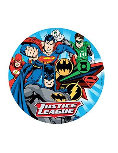 Generique - Disco in Ostia Justice League Motivo CasualeDisco in Ostia Justice League Motivo Casuale Taglia Unica
