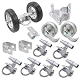 Rolling Gate Hardware Kit for Chain Link Sliding Gates