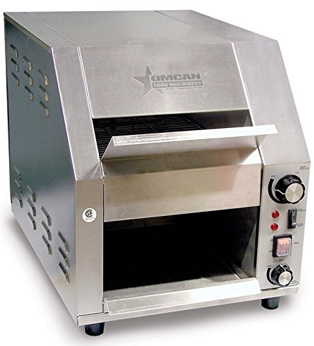Omcan 19938 Commercial Conveyor Toaster...
