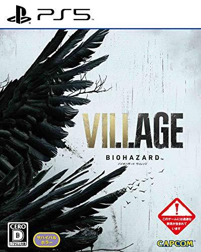 【PS5】BIOHAZARD VILLAGE【予約特典】武器パーツ「ラクーン君」と「サバイバルリソースパック」が手に入る...
