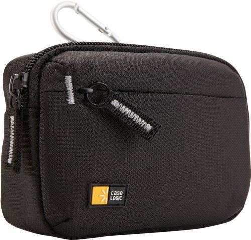 Case Logic TBC-403 - Funda para cámara compacta, Color Negro