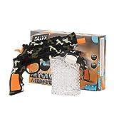 salve Pistolet à Billes d'eau - Nouveau - 23cm + 150 Billes d'eau