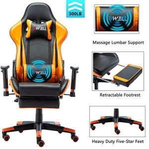 Outstanding Top 20 Best Gaming Chairs Under 200 In 2019 Techsiting Pdpeps Interior Chair Design Pdpepsorg