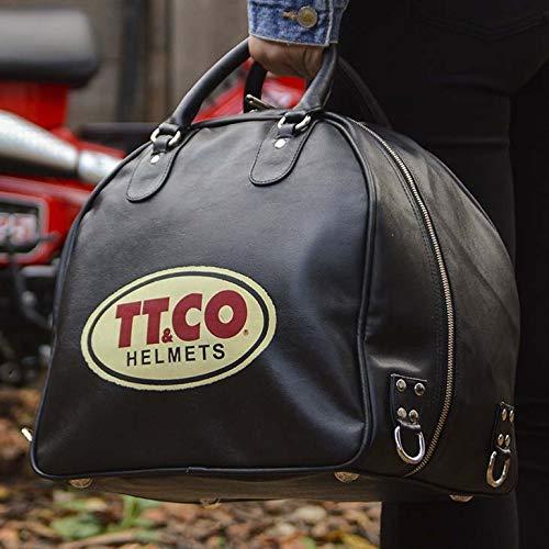 TT&CO. ヘルメットバッグ 合成皮革