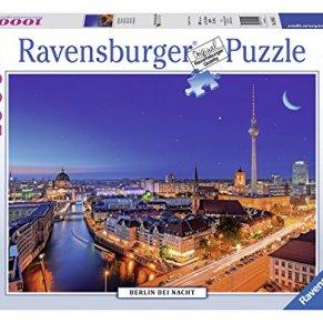 Ravensburger 19455 - Puzzle de Berlín de Noche