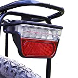 Electric Bike Taillight,...