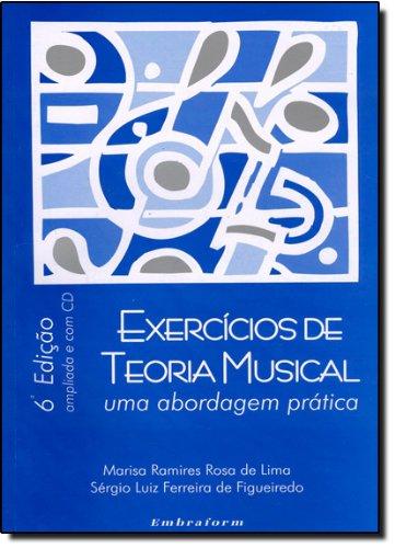 Ejercicios de teoría musical. Un enfoque práctico (+ CD Rom)
