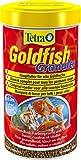 Tetra Goldfish Granules Aliment Complet en granulés flottants pour Poissons Rouges/Poissons eau froide...