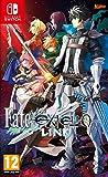 Nintendo switch - jeu de rôle 1X cartouche de jeu 16 serviteurs originaux de Fate / Extella: l'étoile parapluie