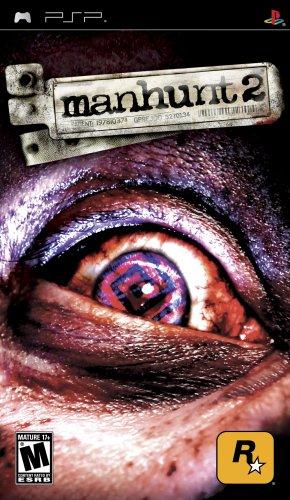 Manhunt 2 - Sony PSP