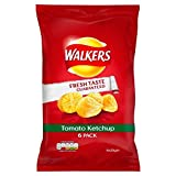 Walkers Suitable for Vegetarians Contains Milk *Please not Best Before/Expiration UK is DD/MM/YYYY
