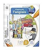 Ravensburger - Livre d'aventure interactif tiptoi - J'apprends l'anglais - Jeux...