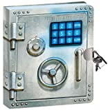 Peaceable Kingdom Vault Door 6.25' Lock and Key, Lined Page Diary for Kids