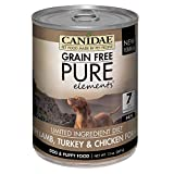 Canidae PURE Grain Free Wet Dog Food with Lamb, Turkey & Chicken