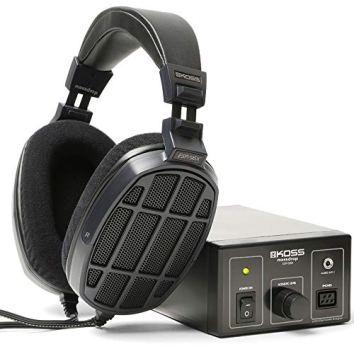 Massdrop x Koss ESP/95X Electrostatic Headphone System with Electrostatic Energizer (Amplifier)